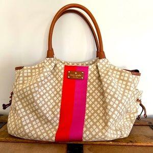 Kate Spade Classic Stevie Baby Bag/Diaper Bag